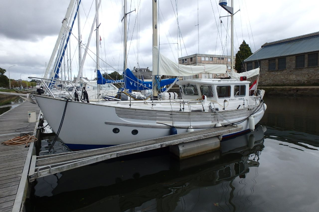 vente voilier fisher 34